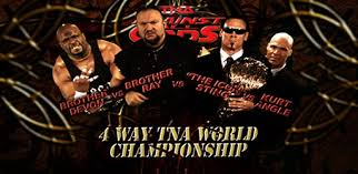 TNA: Against All Odds 2009 en VF – NEW DVD