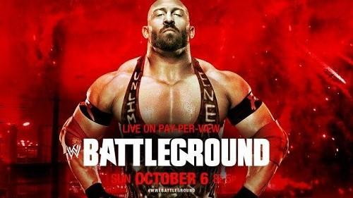 WWE Battleground du 6 octobre 2013 en VF – MàJ