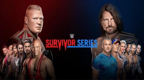 WWE Survivor Series 2017 en VF