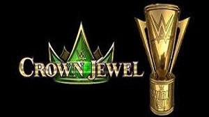 WWE Crown Jewel du Vendredi 02 Novembre 2018 en VF