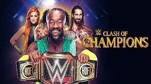 WWE Clash of Champions du dimanche 15 septembre 2019 en VFQ – Version Québécoise