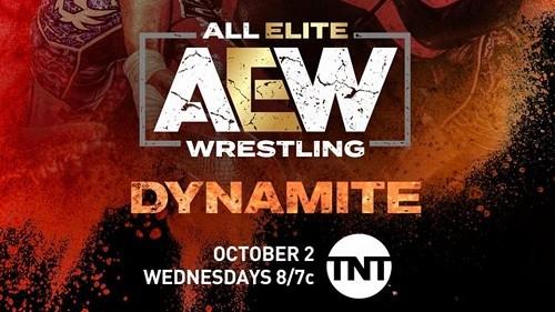 AEW Dynamite du jeudi 06 août 2020 en VO