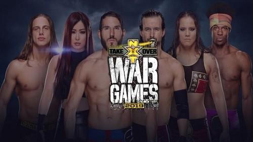 WWE NXT TakeOver: WarGames 2019 en VO