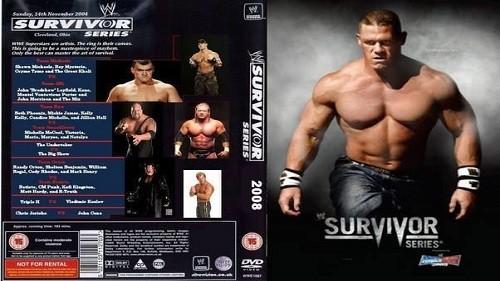 WWE Survivor Series 2008 en VF