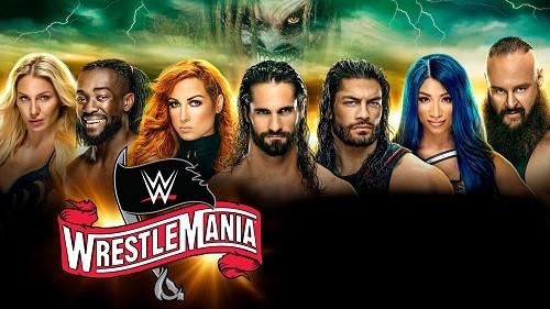 WWE Wrestlemania 2020 en VO [2/2] – Pas de VFQ