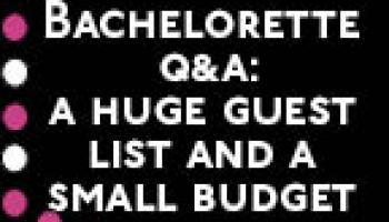 QA Handling A Huge Guest List