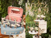 A Rustic Vintage Bridal Shower in Utah