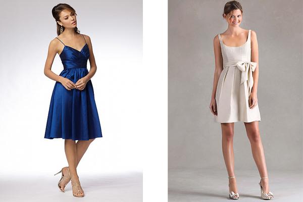 shantung wtoo and jenny yoo bridesmaid dresses