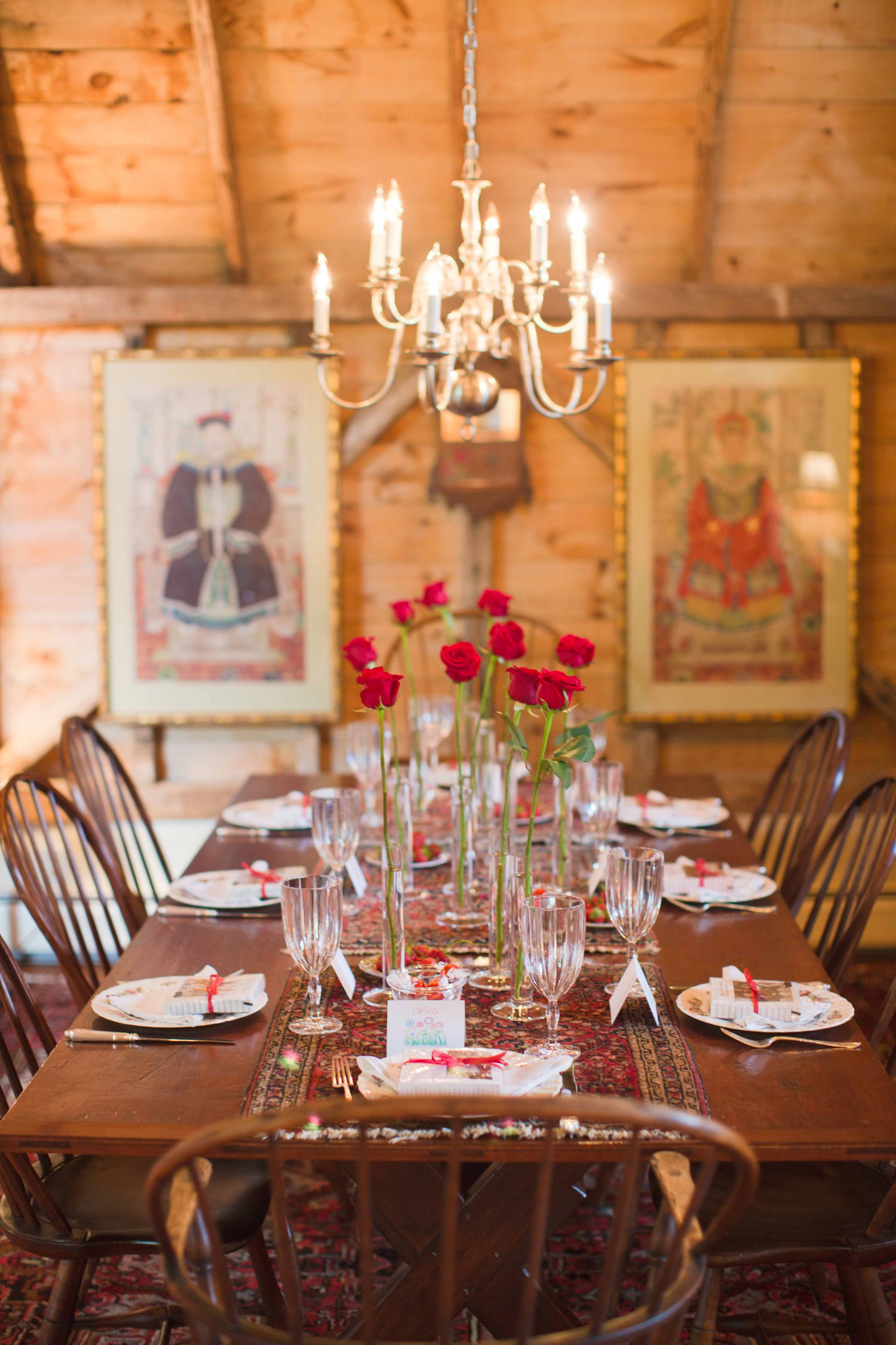 Comfy Chairs An Antique Vermont Cabin Bridal Shower - Ultimate Bridesmaid