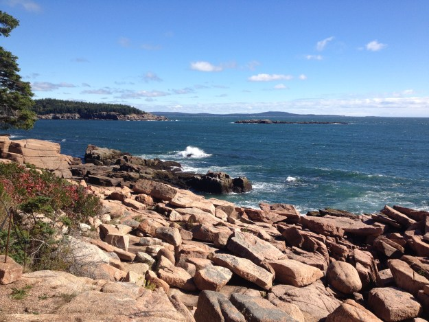 The Ocean Path in Acadia National Park, Maine | Bar Harbor Travel Guide