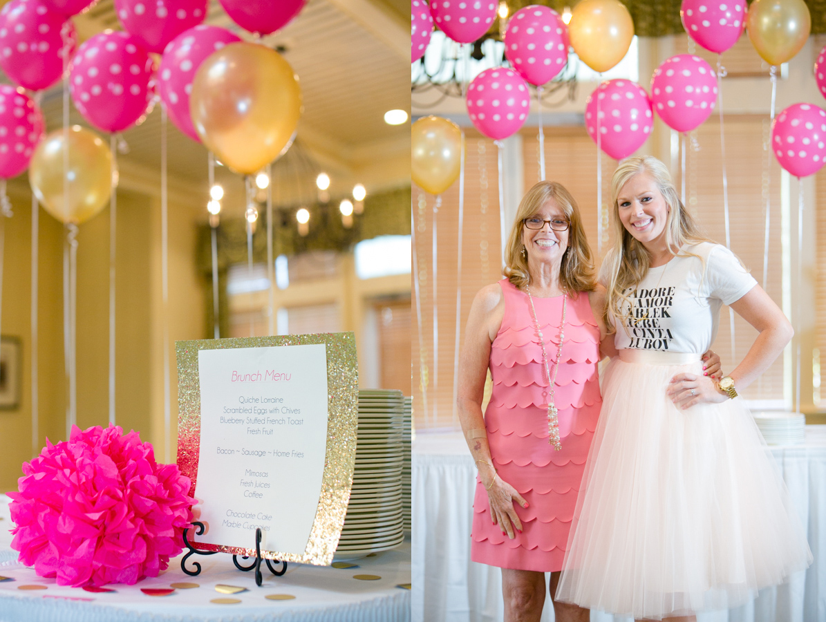 a kate spade bridal shower brunch ultimate bridesmaid set free photography