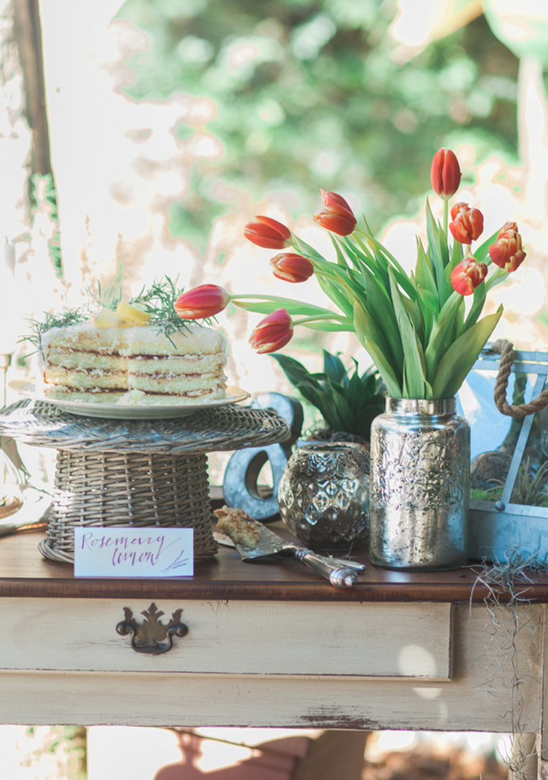 A Sweet Strawberries and Champagne Garden Bridal Brunch  Ultimate Bridesmaid