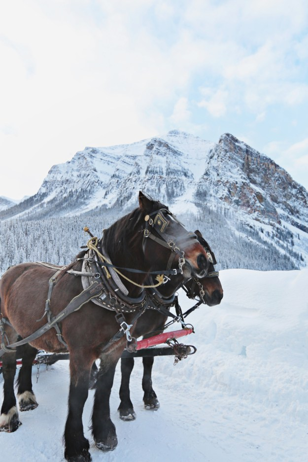 The 25 Best Bachelorette Destinations: Lake Louise, Alberta, Canada