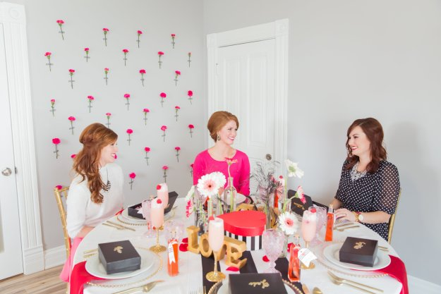 A Galentine's Will You Be My Bridesmaid Bash | Ultimate Bridesmaid | Jessica Fairchild Photography
