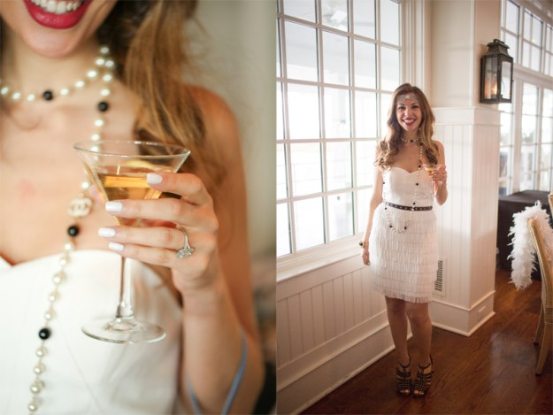 A Great Gatsby Bridal Shower | Ultimate Bridesmaid | Alexandra Wren Photography