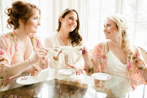A Champagne and Donuts Bachelorette Slumber Party |Ultimate Bridesmaid | Kalyn Mann Photography
