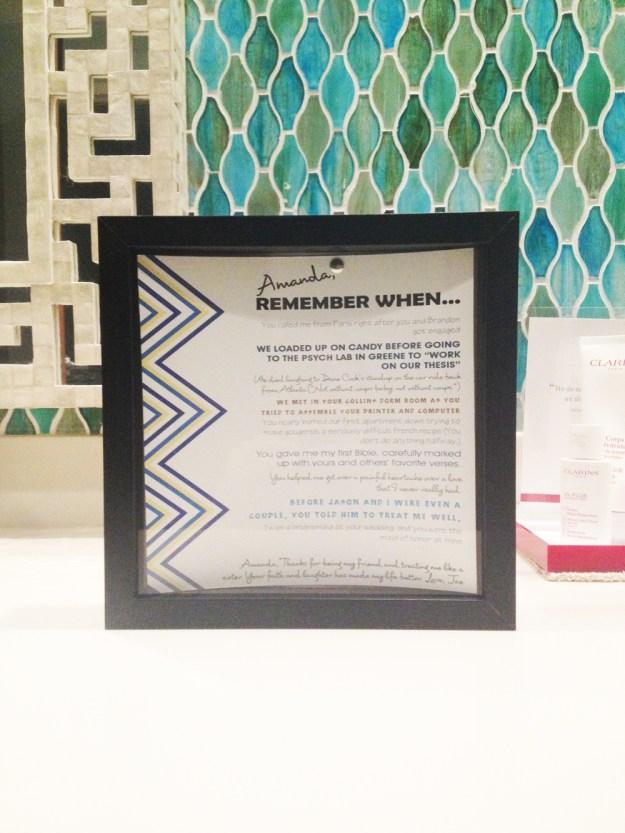 A Spa Day Bachelorette in North Carolina   Ultimate Bridesmaid   Personalized bridesmaid gift