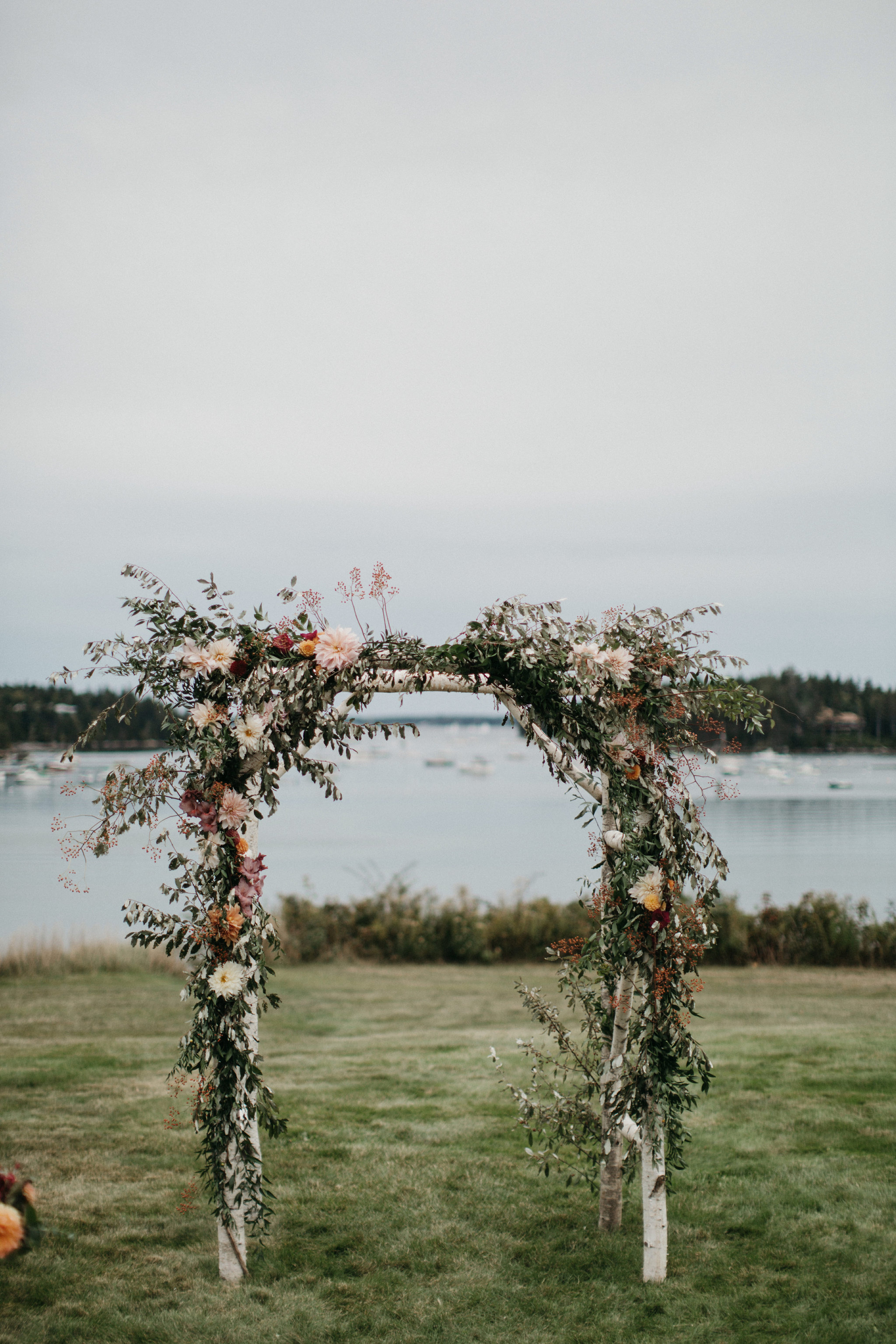 Our Northeast Charm Wedding In Maine Ultimate Bridesmaid