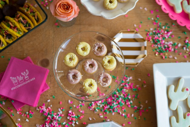 A Pink and Gold Fiesta Bridal Shower | Ultimate Bridesmaid | Christy D Swanberg Photography