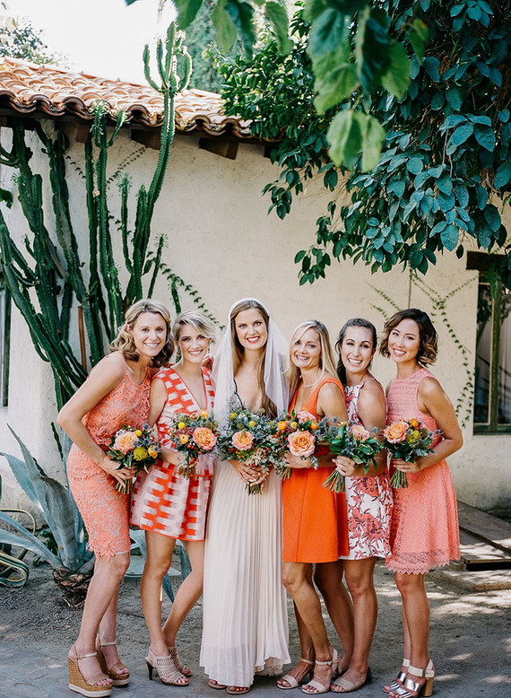 Total Freedom to Mix and Match. The Best Bridesmaid Looks: Our 10 Favorite Bridesmaid Trends This Year