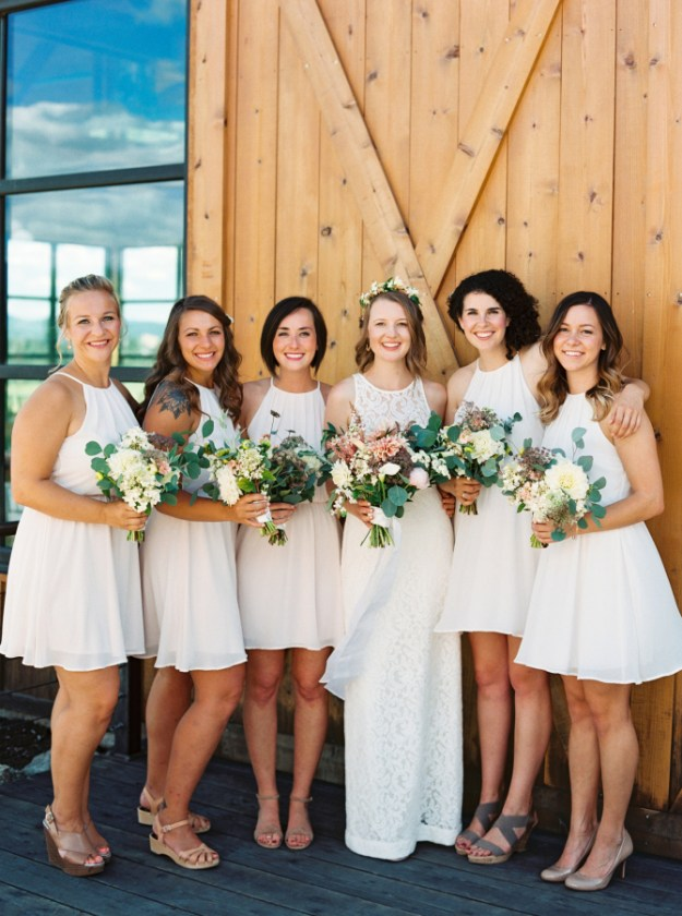 Wedding White: The Best Bridesmaid Looks: Our 10 Favorite Bridesmaid Trends This Year