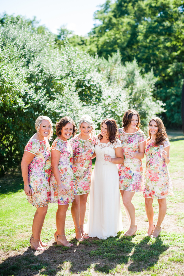 Florals. The Best Bridesmaid Looks: Our 10 Favorite Bridesmaid Trends This Year