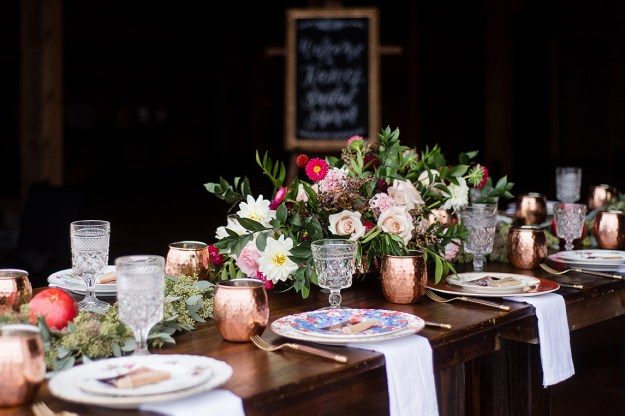 A Rustic Barn Bridal Shower in Oklahoma | Ultimate Bridesmaid | Alex Dugan Photography