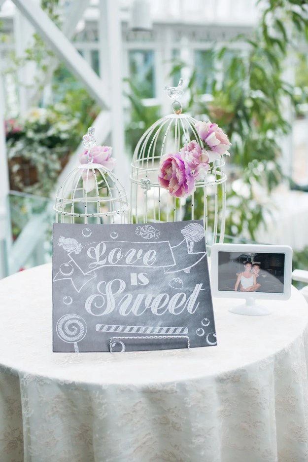 Love is Sweet. A Sparkling Greenhouse Bridal Shower | Ultimate Bridesmaid | Delaney Dobson Photography