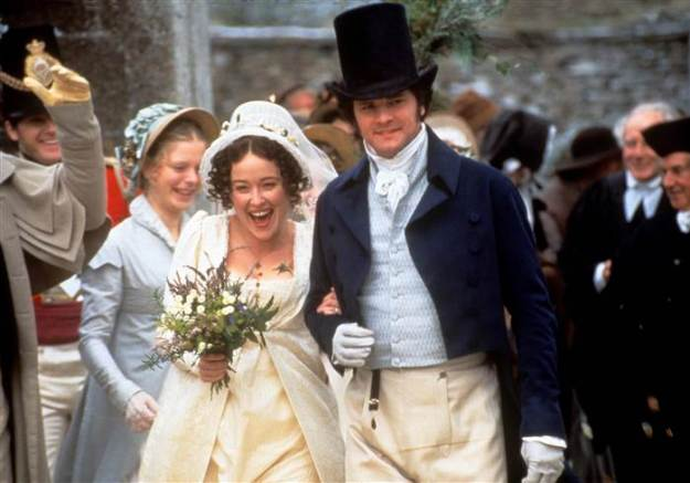 Pride & Prejudice: 10 Movie Bridal Shower Themes Better Than Breakfast at Tiffany's