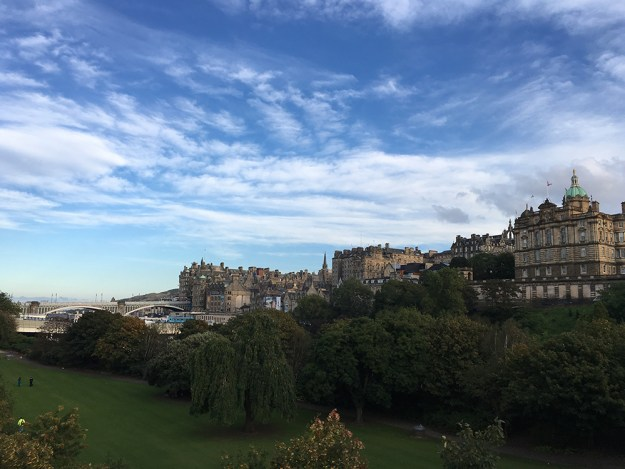 Edinburgh. Our Honeymoon in Scotland | Ultimate Bridesmaid