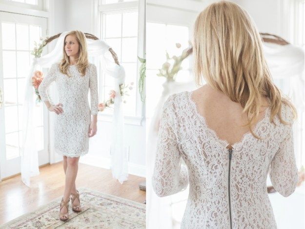 A Gold and Blush Bridal Shower | Ultimate Bridesmaid | Anne Molnar Photography