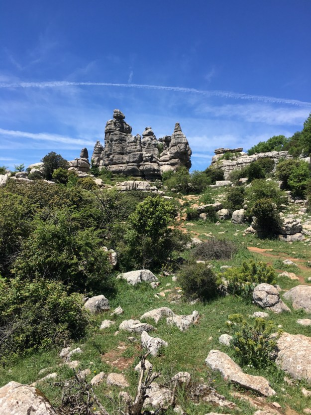 El Torcal de Antequera. We stopped at El Torcal on our way to Ronda as part of our 10-day honeymoon in Spain. Click to see our Ronda travel guide, including where to stay, what to do and where to eat!