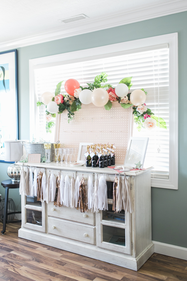 A Donut Wall Bachelorette by the Sea - Ultimate Bridesmaid
