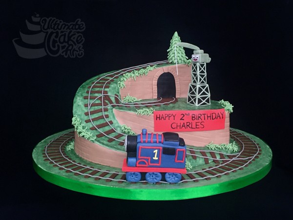 Art Cake And Co : TV & Movie Characters Ultimate Cake Art