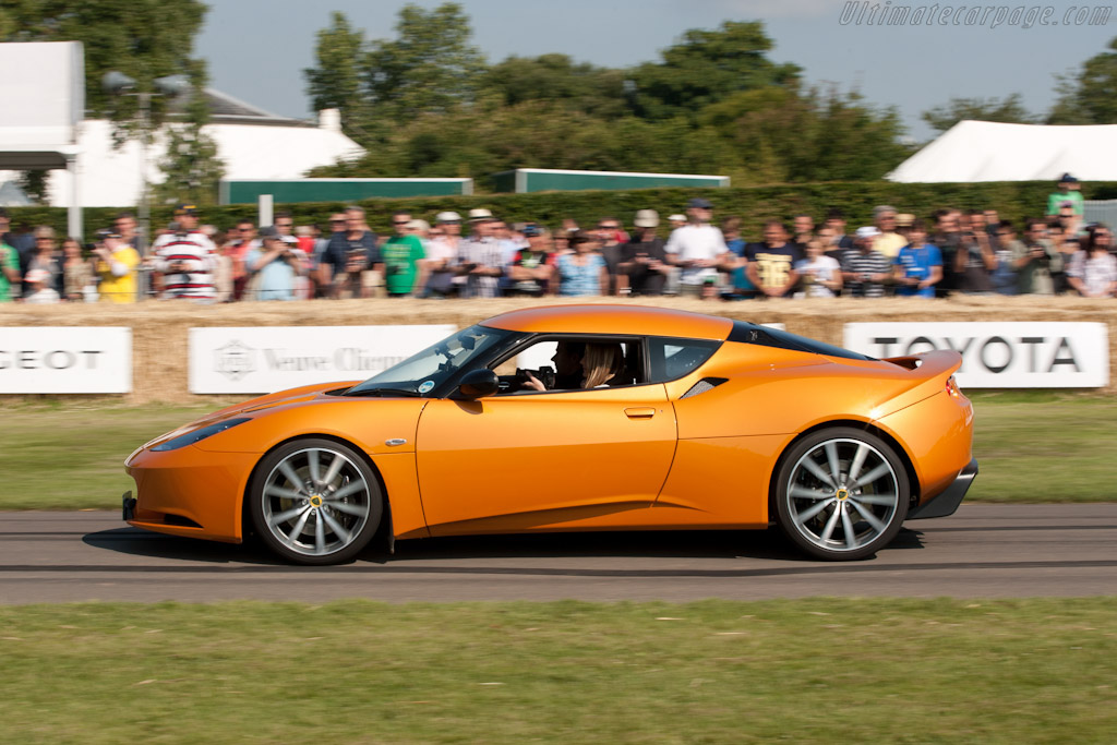 Lotus Evora S  2011 Goodwood Festival Of Speed