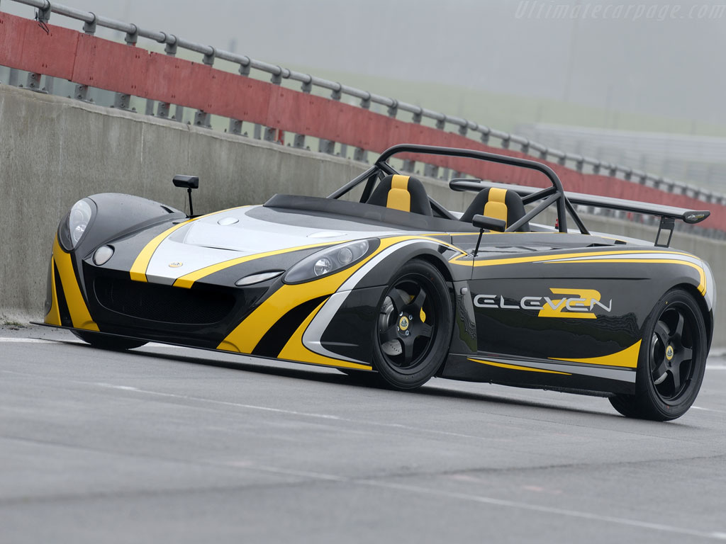 Lotus 2eleven High Resolution Image (5 Of 12