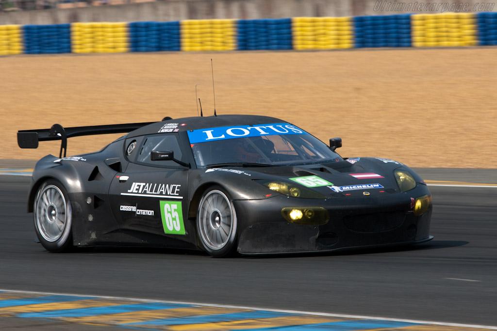 Lotus Evora Gte (  2011 Le Mans Test) High Resolution