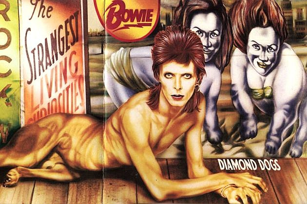 Image result for diamond dogs album