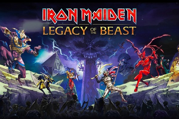 Iron Maiden Announce Legacy Of The Beast Video Game