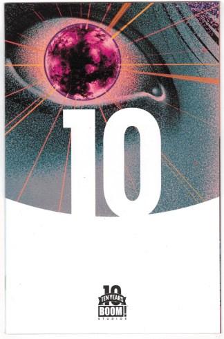 Broken World #1 1:10 Fraiser Irving 10 Years of Boom Anniversary Variant VF/NM