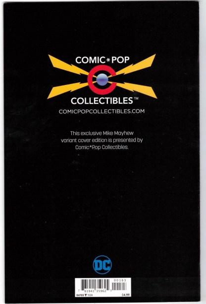 Batman #50 Mike Mayhew Comic*Pop Catwoman Wedding Ring Variant DC VF/NM