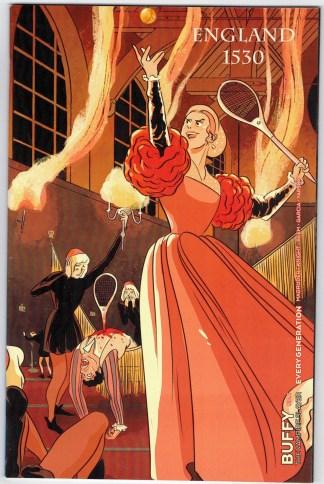 Buffy Every Generation #1 1:25 Celine Loup Variant Boom BTVS 2020 VF/NM