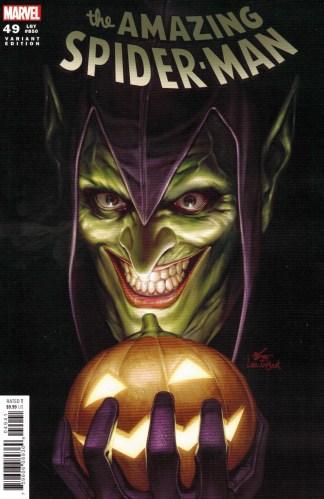 Amazing Spider-Man #49 1:25 Lee InHyuk Variant Legacy #850 Marvel