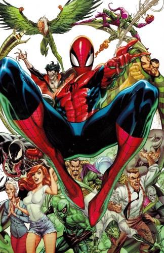 Amazing Spider-Man #49 1:500 J Scott Campbell Virgin Variant Marvel Lgy #850