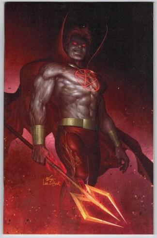 Marvel Tales Hellstrom #1 1:50 Inhyuk Lee Virgin Variant VF/NM