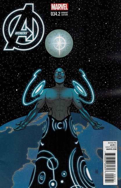 Avengers #34.2 1:25 Andre Araujo Variant NOW
