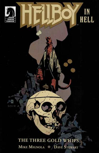 Hellboy in Hell #5 ComicsPro Variant Mignola Dark Horse