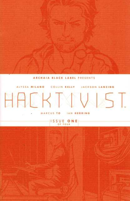 Hactivist #1 Comicspro Variant Boom Archaia