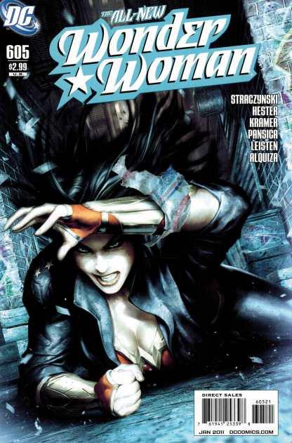 Wonder Woman #605 1:10 Alex Garner Variant DC Comics Rare!