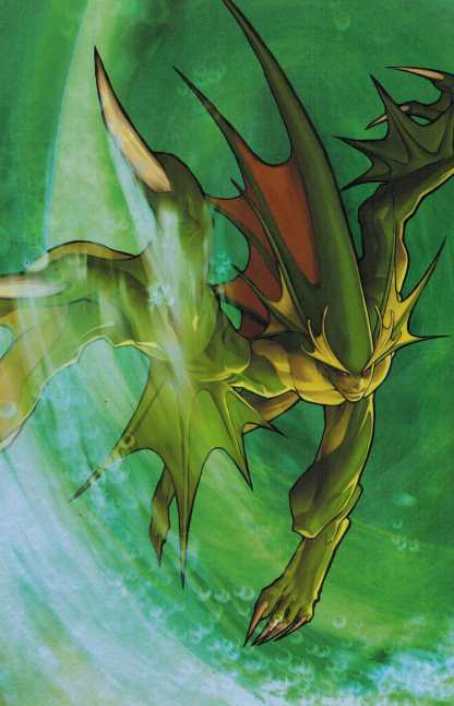 Darkstalkers #5 Foil Virgin Art Variant Udon